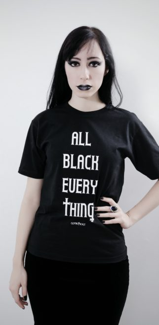 CAMISETA ALL BLACK EVERYTHING