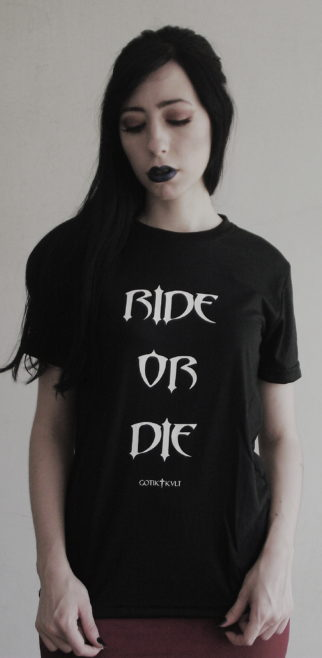 Ride or Die - frente