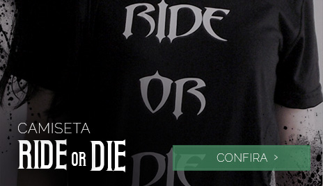 Camiseta Ride Or Die